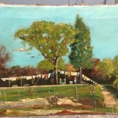 Arte: GIUSEPPE QUARANTA (1851-1921) PINTOR ITALIANO - ÓLEO SOBRE TELA. Lote 59836500