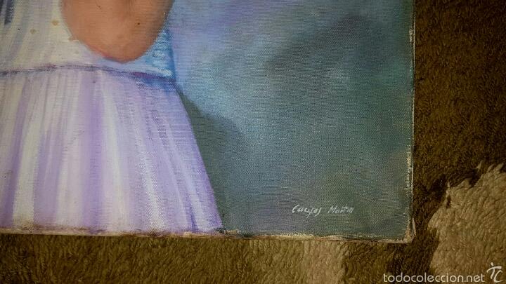 Arte: Jose Ramon Campos Martin (Vizcaya 1944), preciosa pintura original firmada. - Foto 2 - 53439119