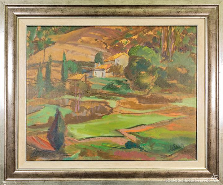 Carlos perez gregorio o l paisaje pintor val comprar - Pintor valenciano ...