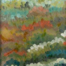 Arte: ÓLEO DE GLORIA SEGALÀ I VALLDEPERAS (SABADELL 1950). Lote 61347471
