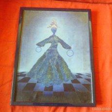 Arte: UNA PINTURA MAGICA....- OLEO SOBRE TELA - . Lote 61719876
