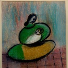 Arte: 1 JOSEP MARIA BRULL I PAGES (ASCÓ 1907- RIPOLLET 1995). Lote 61731572