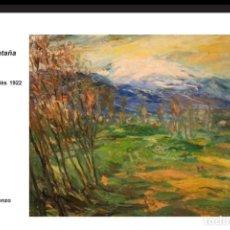 Arte: EL VALLES DE JOAN ABELLO. Lote 61737948