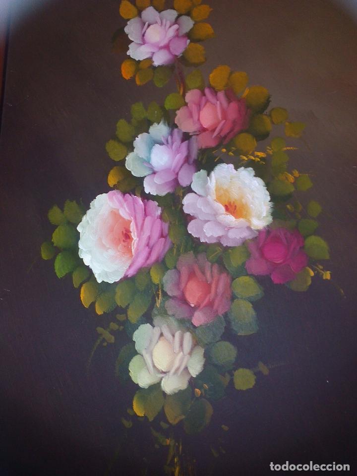 Arte: Óleo sobre tabla Naturaleza Muerta - Foto 2 - 61850740