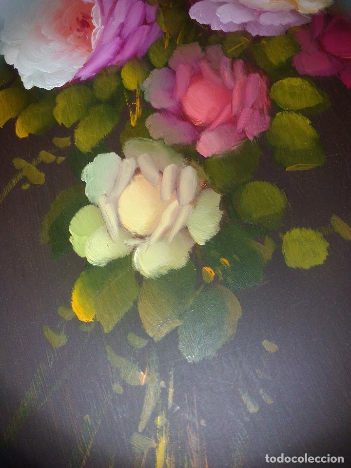 Arte: Óleo sobre tabla Naturaleza Muerta - Foto 4 - 61850740