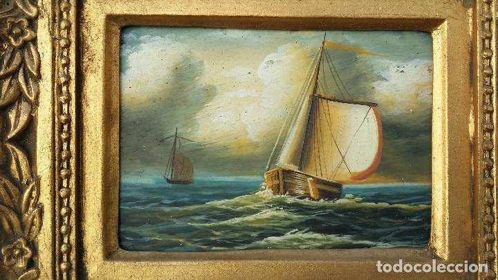 Arte: pintura de barco - Foto 2 - 62568836