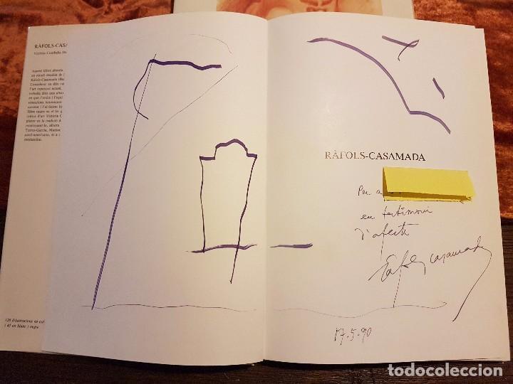 pintura dos páginas rafols casamada!!!!!firmado - Comprar Pintura al ...