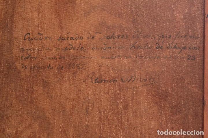 Arte: MARTI ALSINA, RAMON (1826-1894) - OLEO S/LIENZO 78 X 58 CM. - Foto 4 - 64160719