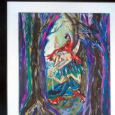Arte: EL RINCON DEL DUENDE – 30×40. Lote 38998844