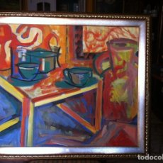 Arte: HORA DEL CAFÉ. Lote 65998206