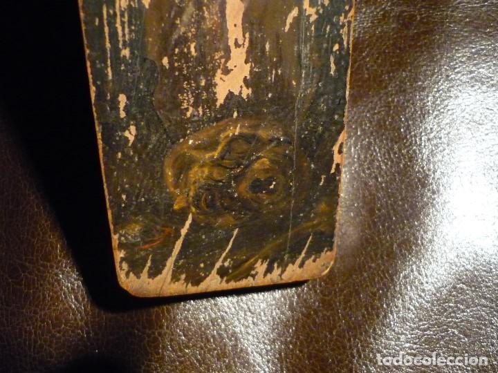 Arte: CRISTO EN LA CRUZ. ATRIBUIDO A ANTONIO DE PEREDA (1611-78) - Foto 5 - 81176330