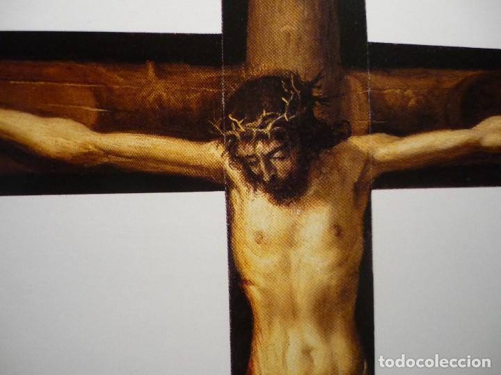 Arte: CRISTO EN LA CRUZ. ATRIBUIDO A ANTONIO DE PEREDA (1611-78) - Foto 9 - 81176330
