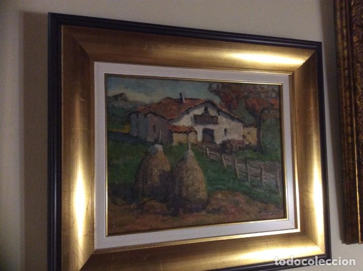 Arte: Juan eguiguren( caserio vasco) - Foto 2 - 66476786