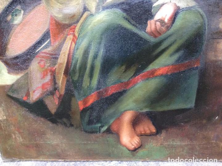 Arte: Federico Mazzotta (XX) Pintor Italiano - Óleo sobre tela - Foto 4 - 67208109
