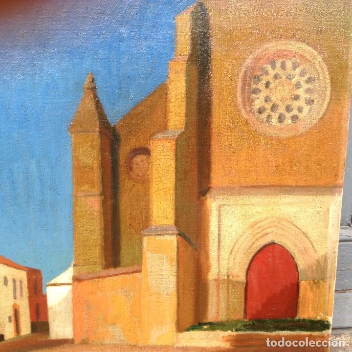 Arte: Francesco Trombadori (1886-1961) Pintor Italiano - Óleo sobre tela - Foto 3 - 67209865