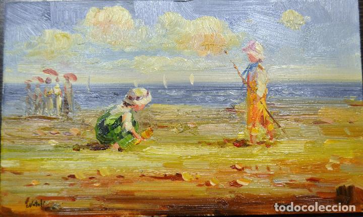 Natali. pintor italiano - oleo sobre tablex - Vendido en Venta ...