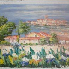 Arte: OLEO SOBRE TELA. PINTURA AL OLEO SOBRE TELA. . Lote 67444713