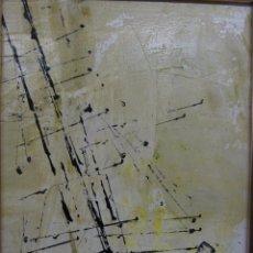 Arte: MANUEL SUAREZ CASAL. (CORUÑA 1972). TRAVESIA.. Lote 67476929