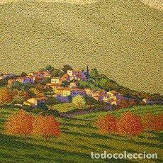Arte: MONTUIRI -- MARTÍN CIFRE -- 100 X 100 CM.. Lote 67879077