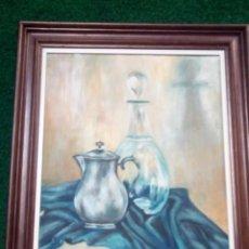 Arte: MA ROSA CASTEJON -77-ORIGINAL PINTURA AL OLEO. Lote 68146401