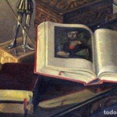 Arte: FIGUEROLA. OLEO SOBRE LIENZO, 56X66CM(ENMARCADO) BODEGÓN, 1947, FIRMADO. . Lote 68695269