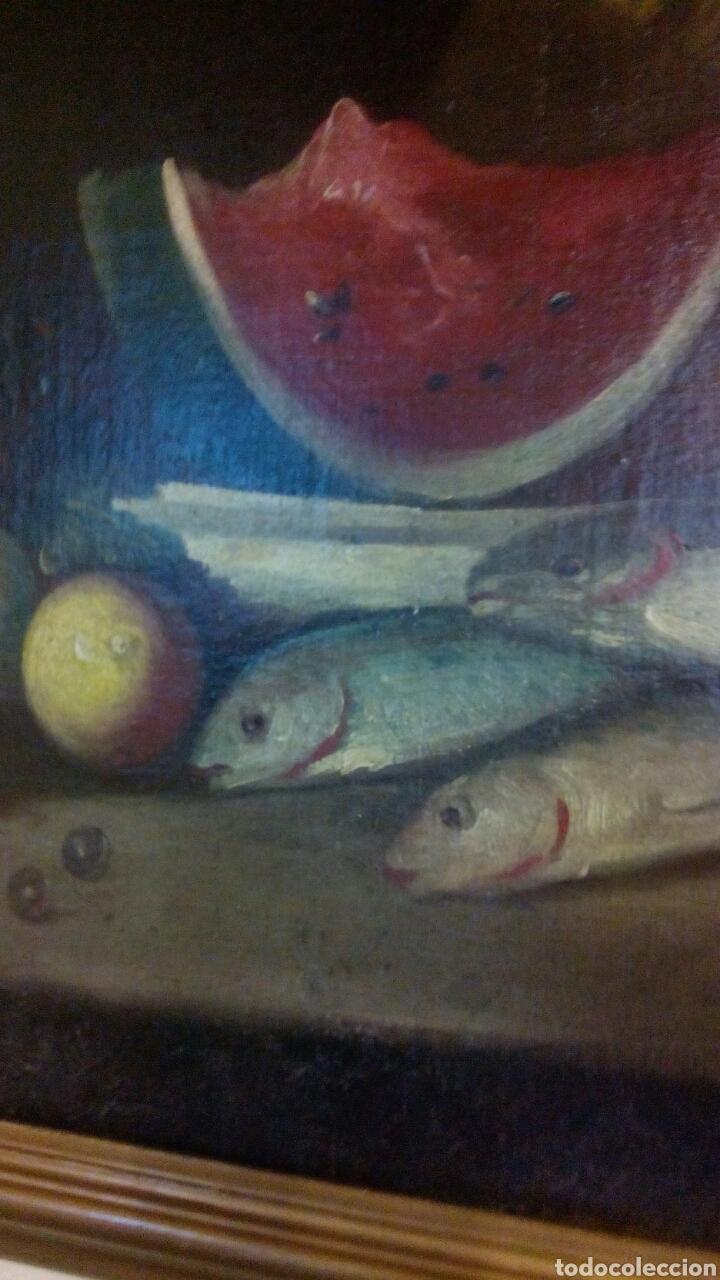 Arte: Bodegon siglo XVIII, escuela madrleña - Foto 2 - 68811783