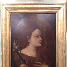 Arte: PINTURA ÓLEO SOBRE TABLA DE ISAAC PALING (1630-1719). Lote 69046362