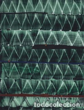 JUAN USLÉ (B. 1954) . INARI (NORTE) ORIGINAL PAINTING . SIGNED, TITLED AND DATED 61.6 X 46.3 CM (Arte - Pintura - Pintura al Óleo Contemporánea )