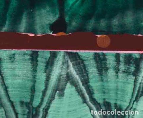 Arte: JUAN USLÉ (B. 1954) . INARI (NORTE) Original painting . Signed, titled and dated 61.6 x 46.3 cm - Foto 5 - 69512669