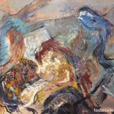 Arte: MARIANO CORRAL LIBANO (1926-2009). Lote 69822385