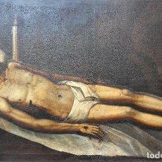 Arte: LA MUERTE DE CRISTO. REF. 81. Lote 70372749
