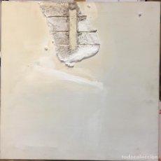 Arte: CARLOS SORIA. ARTISTA CONTEMPORÁNEO. ARAGÓN. ZARAGOZA. 1986.. Lote 71089817