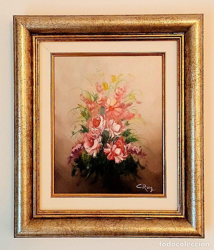 Famoso Florales Cuadros Enmarcados Friso - Ideas Personalizadas de ...