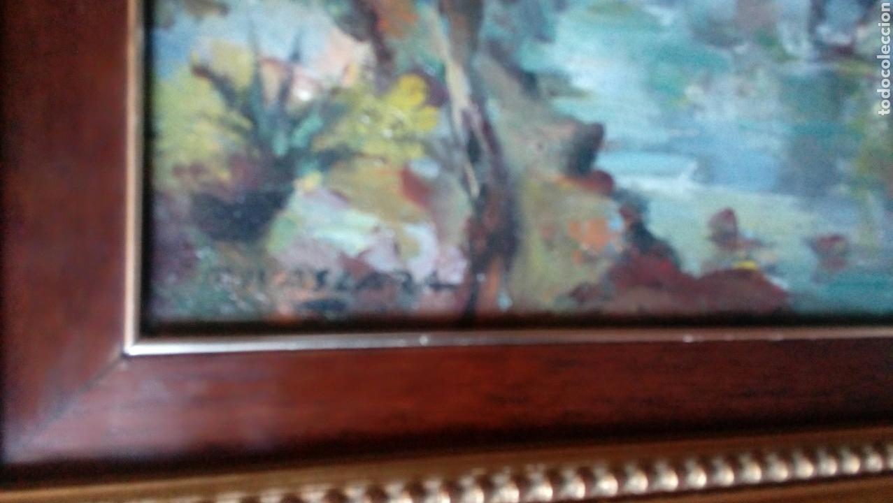 oleo sobre lienzo de jose rivas lara 55x46 enma - Comprar Pintura al ...