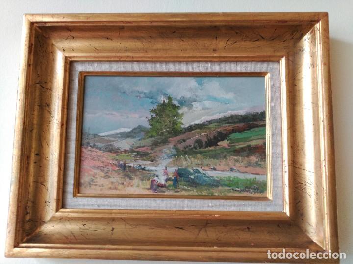 RICARDO MONTESINOS, PAISAJE (Arte - Pintura - Pintura al Óleo Contemporánea )