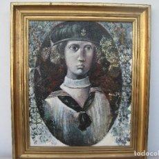 Arte: EXCELENTE ÓLEO DE PAU FORNÉS,1935-2006,FIRMADO, 75X65 SIN MARCO 60X50. Lote 72047435