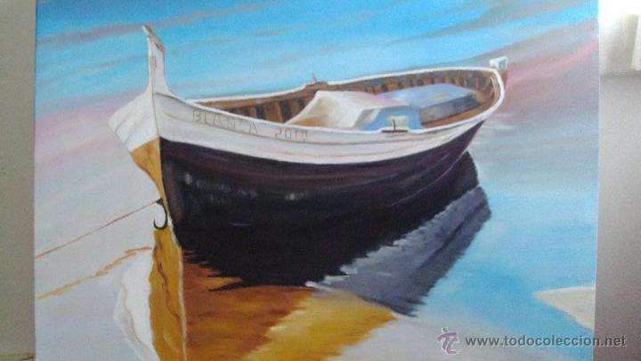 PINTURA ÓLEO SOBRE LIENZO 46 X 38 (Arte - Pintura Directa del Autor)