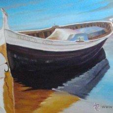 Arte: PINTURA ÓLEO SOBRE LIENZO 46 X 38. Lote 49290725