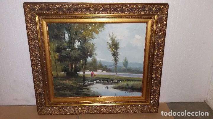 Cuadro paisajista del pintor valenciano comprar - Pintor valenciano ...