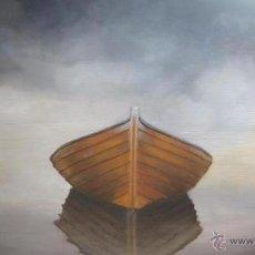 Arte: PINTURA AL ÓLEO SOBRE LIENZO 46X33 CMS.. Lote 47489352