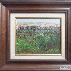 Arte: 1981 - AMPARO GALVEZ CUESTA - FRANCISCO LOZANO - 25.5 X 22.5 CM - VALENCIA. Lote 73450511