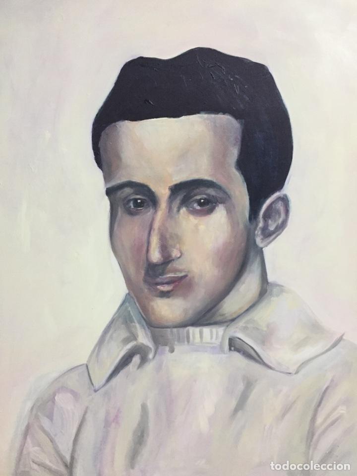 ÓLEO SOBRE LIENZO, REALIZADO CON VELADURAS. 65X81CM INTERPRETACIÓN SOROLLA (Arte - Pintura - Pintura al Óleo Contemporánea )