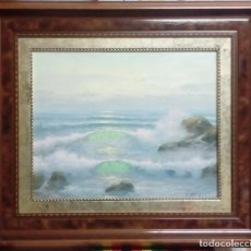 Arte - MARINA DE LLOPIS II. LIENZO 41X33. - 73973123
