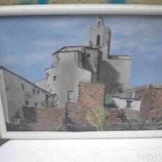 Arte: BONITA PINTURA FIRMADA DE GRAN CALIDAD . Lote 74665843