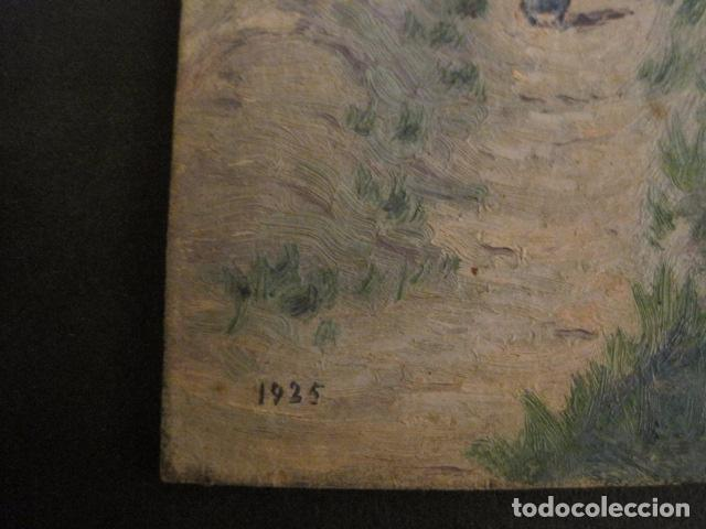 Arte: PINTURA AÑO 1925 - VER FOTOS -(V-8760) - Foto 3 - 75230223