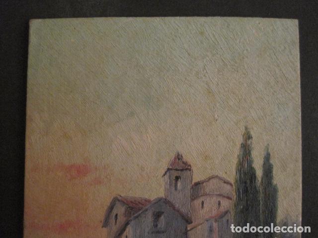 Arte: PINTURA AÑO 1925 - VER FOTOS -(V-8760) - Foto 5 - 75230223