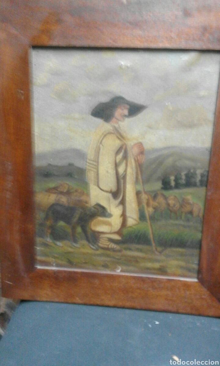 ÓLEO SOBRE LIENZO ANONIMO (Arte - Pintura - Pintura al Óleo Antigua sin fecha definida)