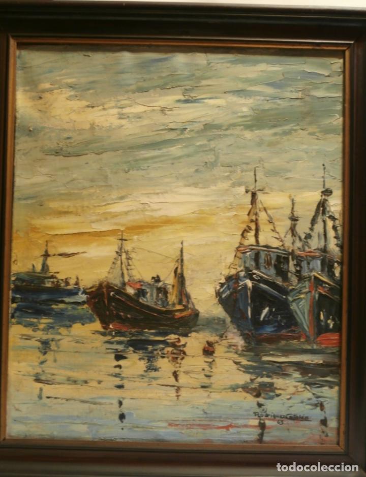 MARINA DE JESUS RODRIGUEZ CATALAN( 1916-1978) (Arte - Pintura - Pintura al Óleo Contemporánea )