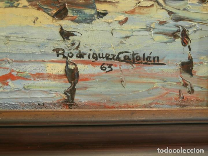 Arte: Marina de Jesus Rodriguez Catalan( 1916-1978) - Foto 5 - 76654219