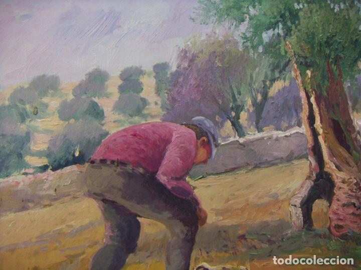 Arte: Oleo original firmado a identificar - Foto 2 - 76966569